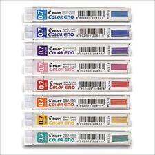 Piloto color Eno 8er set minas para negros presión lápices