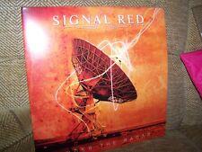 Signal Red - Under the Radar RED VINYL 2018 Lee Small Steve Grocott Melodic Rock