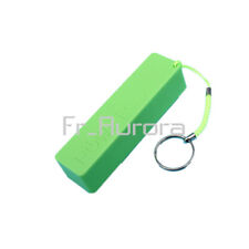 Green USB Power Bank Charger Pack Box Battery Case For 1x18650 DIY Portable