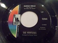 The Ventures Hawaii Five-O / Soul Breeze 45 1969 Liberty Vinyl Record