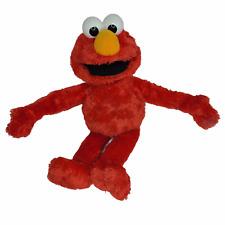 """Hasbro Sesame Street 2012 Big Hugs Plush Elmo Toy Sleeps Sings & Talks 22"""" WORKS"""