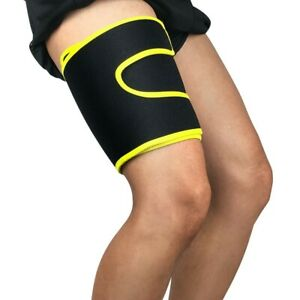 Men Sports  Thigh Wrap Protection Outdoor Hiking Running Basketball Protector