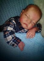 Look Real Reborn Baby Dolls Handmade Boys With Clothes Lifelike Dolls for Boys