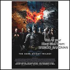 Fridge Fun Refrigerator Magnet BATMAN DARK KNIGHT TRILOGY Movie Poster Version B