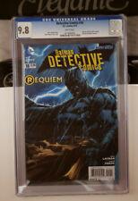 Batman New 52 Detective Comics #18 CGC 9.8 Reg Cover
