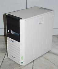 Fujitsu Midi Tower, beige schraubenlos micro BTX, Kühlsystem für AMD und Intel