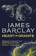 Heart of Granite: Blood & Fire 1, Barclay, James, New condition, Book