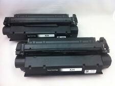Toner Cartridge X25 for Canon ImageClass MF5730 MF5750 MF5770 MF5650 MF5500 2PK