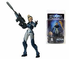 BLIZZARD NOVA STARCRAFT HEROES OF THE STORM NECA FIGURA DE ACCIÓN
