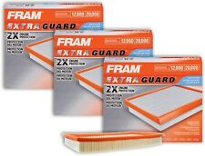 Fram Extra Guard CA4309 Rigid Panel Air Filters (3 Pack)