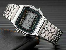 NEW RETRO Classic Watch Digital Sports Alarm Stopwatch F91W Unisex Genuine