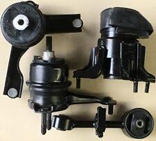 4pcSet Motor Mounts fit Auto M/T 2002 2003 Toyota Solara 2.4L Engine Trans Mount