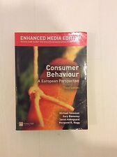 Consumer Behaviour A European Perspective 3rd Edition