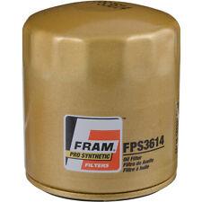 Fram Pro Synthetic FPS3614 Oil Filter fits XG3614 10-2835 M1-102 PH3614 51348