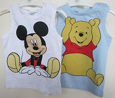Logo Vest T-Shirts & Tops (0-24 Months) for Boys