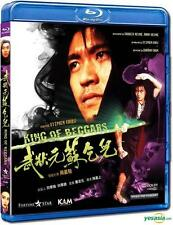 "Stephen Chow Sing-Ch ""King of Beggars"" Sharla Cheung 92 HK Action Blu-Ray"