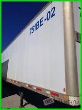 """1999 Wabash Dry Van 53' x 102"""" No Reserve 751BE-02 5399013 ST A GA"""