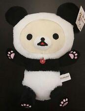 "Rilakkuma Korilakkuma Panda Plush 11"""