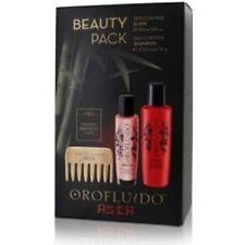 Orofluido Asia Zen Shampoo 200 ml + Elixir 50 ml + Kamm