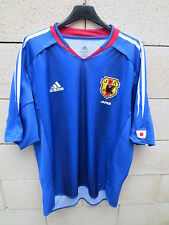 VINTAGE Maillot JAPON JAPAN Adidas shirt trikot Climacool JFA XL