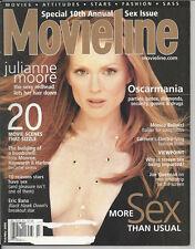 JULIANNE MOORE Carmen Electra ERIC BANA Monica Bellucci 2002 magazine