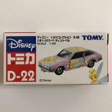Disney Tomica Collection D-22 Isuzu 117 Coupe Tinker Bell