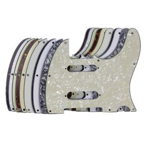 NEW Nashville Telecaster Guitar Pickguard SS Style 8-Hole Scratch Plate