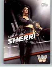 2016 WWE Divas Revolution #3 Sensational Sherri