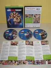 THE BIG BANG THEORY - The Complete Seventh Season - (DVD, 2014, 3-Disc Set)