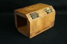 Excellent antique wood Butter mold late 19th C. [Y8-W7-A8]
