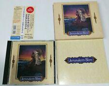 Michael Monroe & Jerusalem Slim Japan OBI Commemorative Edition 1992 Excellent