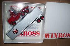 1994 AT Associated Transport Winross Diecast Trailer Truck