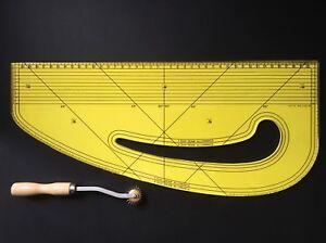 Pattern Maker-Fashion Master Plus Tracing Wheel   Design-Surgery®