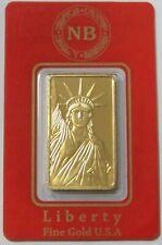 MOT LUONG GOLD 1 TAEL BAR 999.9 PURE 1.2057ozs VIETNAM HONG KONG USA IN CARD