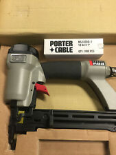 Porter Cable NS 100A Narrow Crown Stapler  Fastener NEW Nice