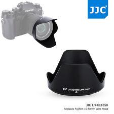JJC Lens Hood for FUJIFILM XC 16-50mm F3.5-5.6 OIS Lens As FJ 16-50mm Lens Hood