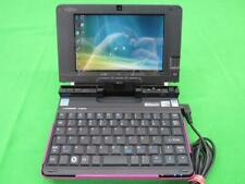 Fujitsu Lifebook U820 Mini Windows Tablet/Laptop/UMPC w/ AC Adapter Tested Case