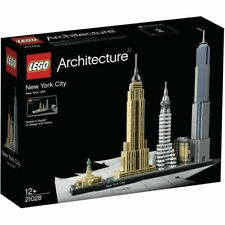 """LEGO 21028 Architecture New York """"Brand new in box"""" Free Couriers Post"""