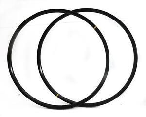 2 QTY MAVIC XC321 32 Hole 29er / 700c MTB Bike Rims Aluminum 622 x 21c Black NEW