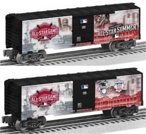 2015 Lionel # 6-82977 2015 Major League Baseball All Star Boxcar in stock