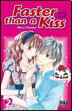 Faster Than a Kiss T.2 MECA Tanaka occasion Livre