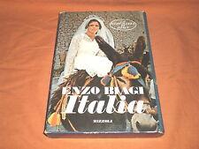 enzo biagi,la geografia,  italia, rizzoli con astuccio 1975