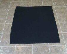 Sheet of Black Sbr Synthetic Crepe Rubber 6.5mm thick