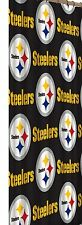 NFL Pittsburgh Steelers 72-Inch-by-72-Inch Shower Curtain