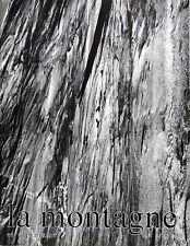 La Montagne et Alpinisme n°100 - 1975 - Au Pays de Giono - Le Grand Cirque