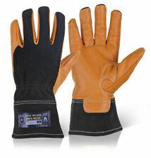 Mec Dex WD-711 Flux Welder HQ Leather Gloves x 1 pair size XL