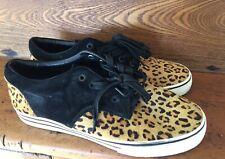 The Hundreds X Borgore limited edition Johnson low sneaker skater shoe 9.5 EUC