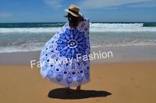 Unbranded Large Print 100% Cotton Bath Towels & Washcloths