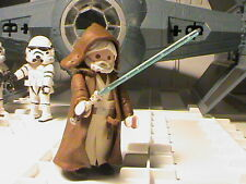 PLAYMOBIL CUSTOM OBI-WAN KENOBY  (STAR WARS IV) REF-0034 BIS