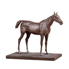 Standing Horse by Edgar Degas MET Museum Sculpture Statue Reproduction